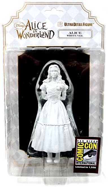 Disney Alice in Wonderland Alice Exclusive Figure [White Version]