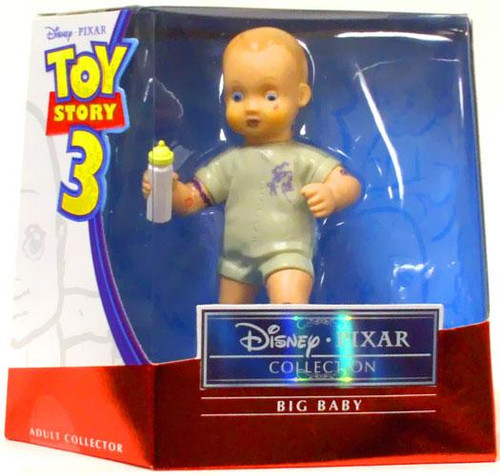 Toy Story 3 Disney Pixar Collection Big Baby Action Figure [Foil Package]