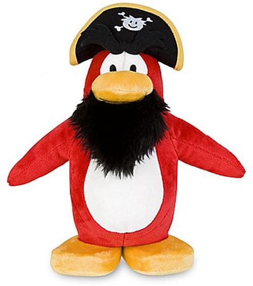 Club Penguin Exclusives Rockhopper Exclusive 9-Inch Plush Figure