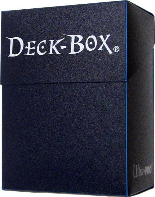 Ultra Pro Card Supplies Midnight Blue Deck Box