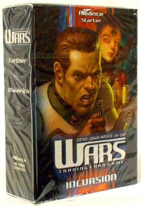 Wars Trading Card Game Incursion Alliance Starter Deck