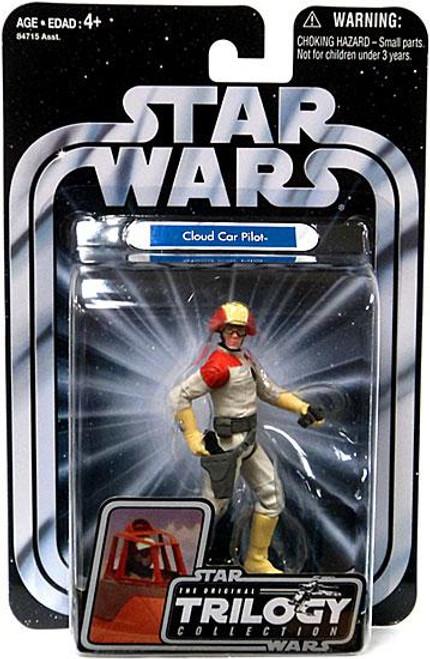 Star Wars The Empire Strikes Back Original Trilogy Collection 2004 Cloud Car Pilot Action Figure #19