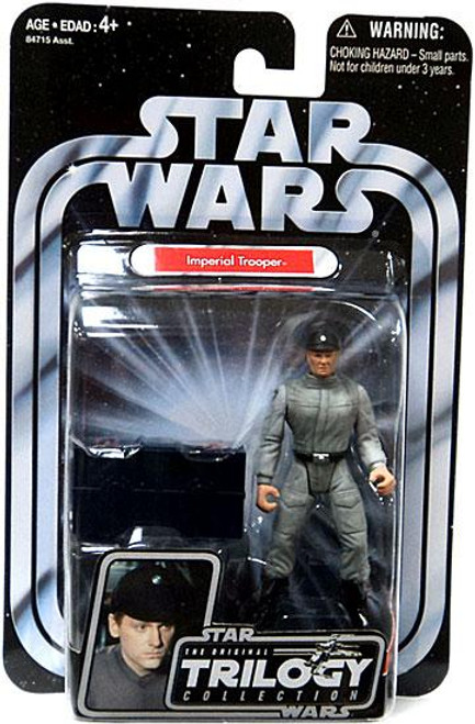 Star Wars A New Hope Original Trilogy Collection 2004 Imperial Trooper Action Figure #38