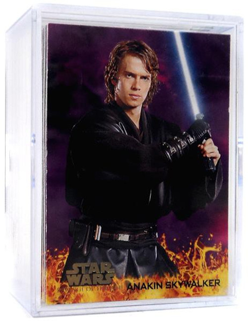 Star Wars Revenge of the Sith Trading Card Set