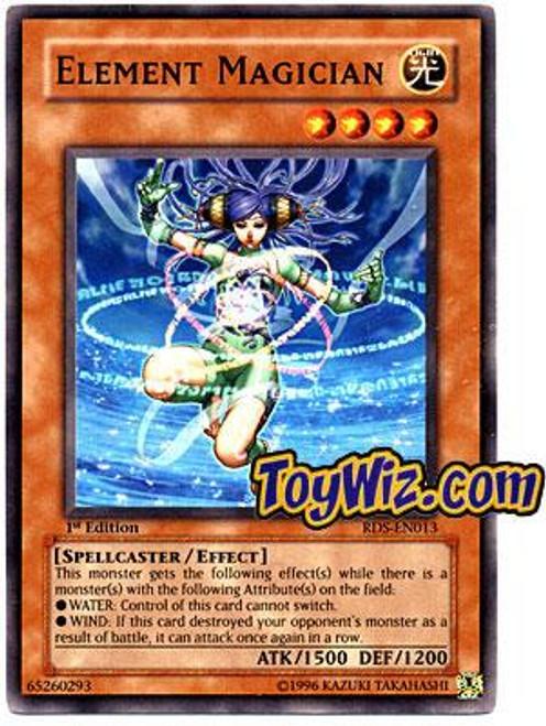 YuGiOh Rise of Destiny Common Element Magician RDS-EN013