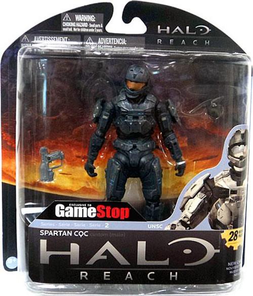 McFarlane Toys Halo Reach Series 2 Spartan CQC Exclusive Action Figure [Steel]