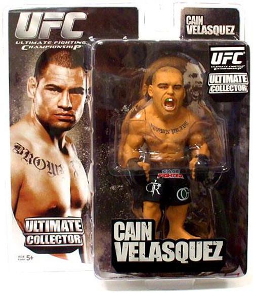 UFC Ultimate Collector Series 4 Cain Velasquez Action Figure