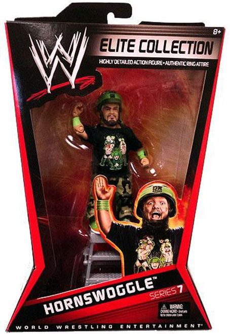 WWE Wrestling Elite Series 7 Hornswoggle Action Figure