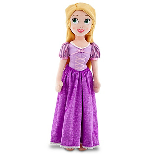 Disney Tangled Rapunzel Exclusive 21-Inch Plush Doll