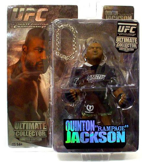 UFC Ultimate Collector Series 4 Quinton Jackson Action Figure [Limited Edition]