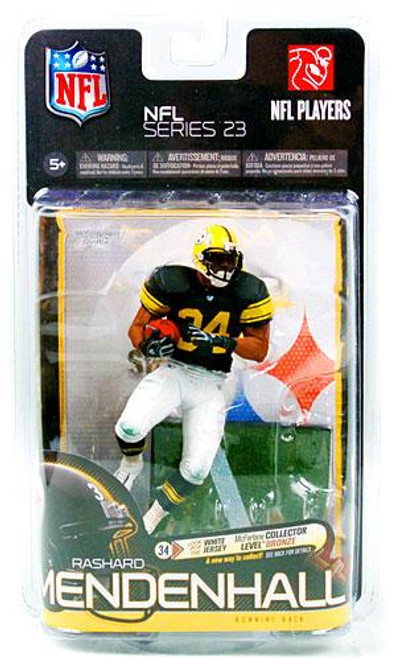 McFarlane Toys NFL Pittsburgh Steelers Sports Picks Series 23 Rashard Mendenhall Exclusive Action Figure [Retro Jersey]