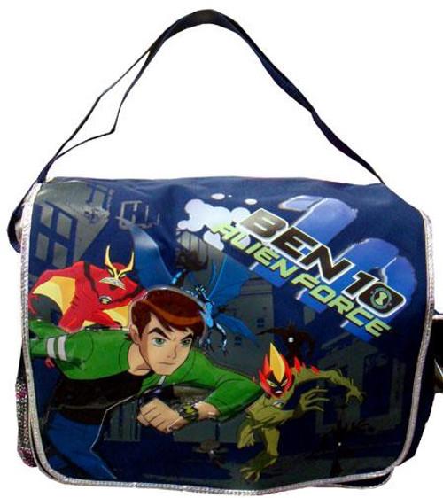 Ben 10 Alien Force Messenger Bag