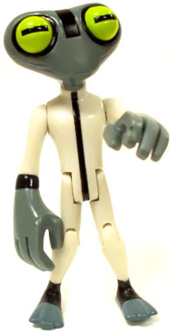 Ben 10 GreyMatter Action Figure [Loose]