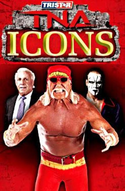 TNA Wrestling 2010 TNA Icons Basic Trading Card Set
