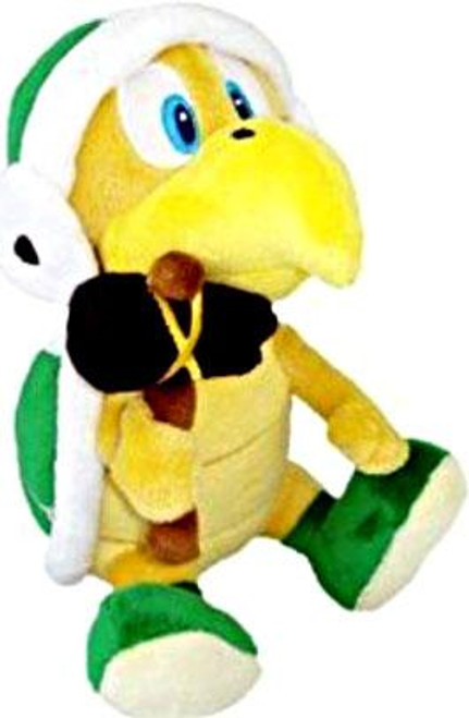 Super Mario Bros Hammer Brother 7-Inch Plush