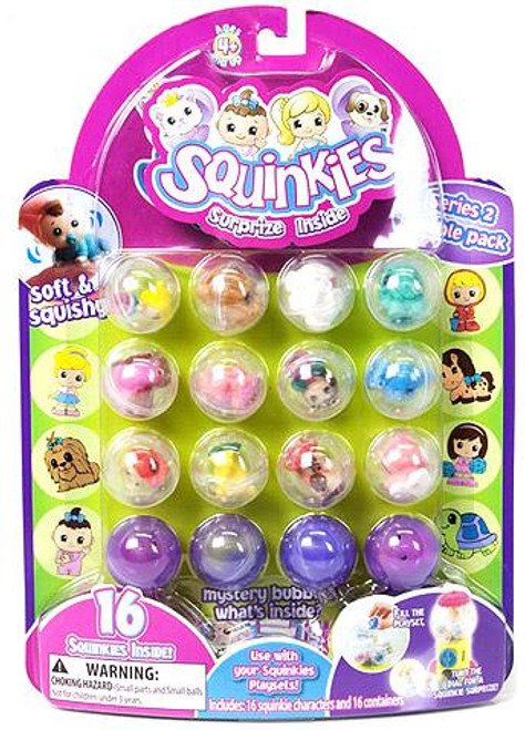 Squinkies Series 2 Figure Pack