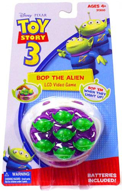 Toy Story 3 Bop The Alien Video Game