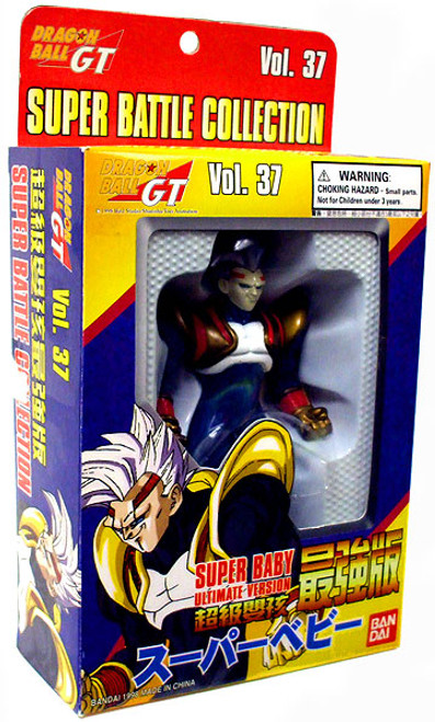 Dragon Ball Z Super Battle Collection Super Baby Action Figure #37 [Ultimate Version]