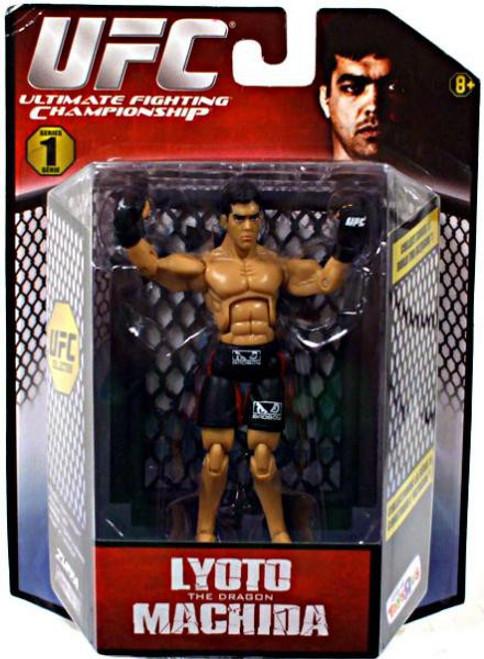 UFC Bring It On Build the Octagon Series 1 Lyoto Machida Exclusive Action Figure