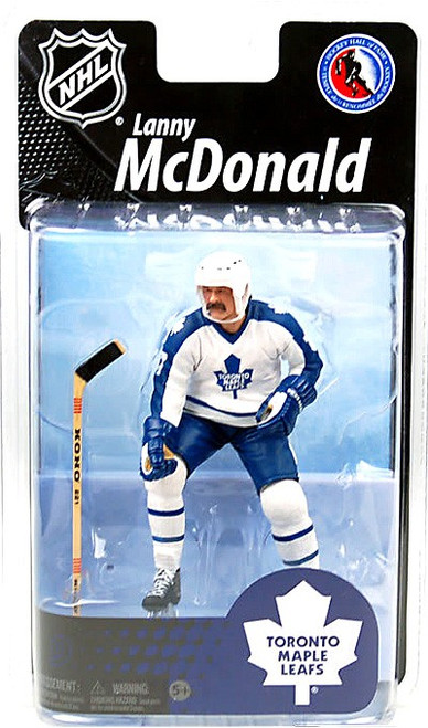 McFarlane Toys NHL Toronto Maple Leafs Sports Picks Exclusive Lanny McDonald Exclusive Action Figure