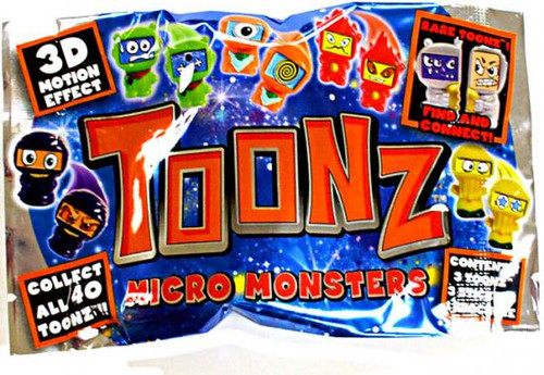 Toonz Micro Monsters Booster Pack
