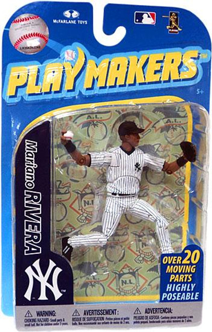 McFarlane Toys MLB New York Yankees Playmakers Series 2 Mariano Rivera Action Figure