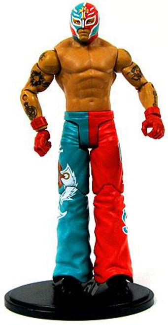 WWE Wrestling Rey Mysterio Collection Rey Mysterio Action Figure [WWE Cruiserweight Champion Loose]