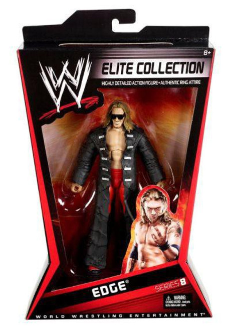 WWE Wrestling Elite Series 8 Edge Action Figure