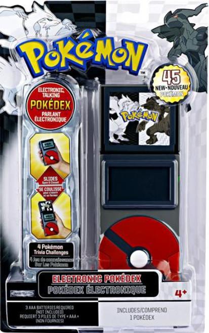 Pokemon Black & White Pokedex Electronic Toy