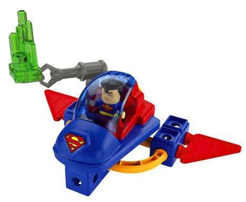 Fisher Price Trio DC Super Friends Superman Playset