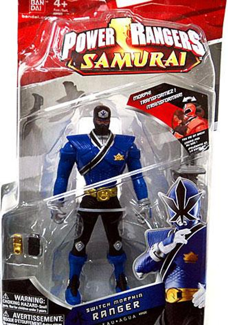 Power Rangers Samurai Switch Morphin Ranger Water Action Figure