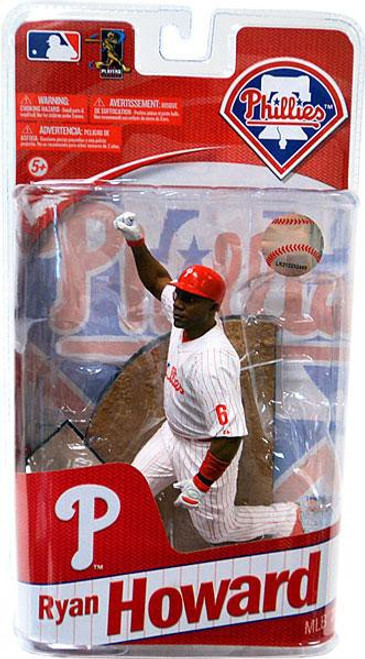 McFarlane Toys MLB Philadelphia Phillies Sports Picks Series 28 Ryan Howard Action Figure