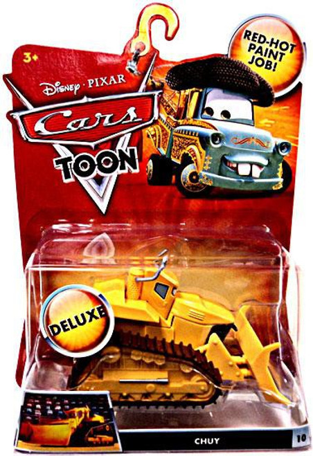 Disney Cars Cars Toon Deluxe Oversized Chuy Diecast Car
