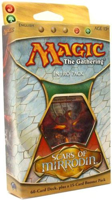 MtG Scars of Mirrodin Relic Breaker Intro Pack [Sealed Deck]