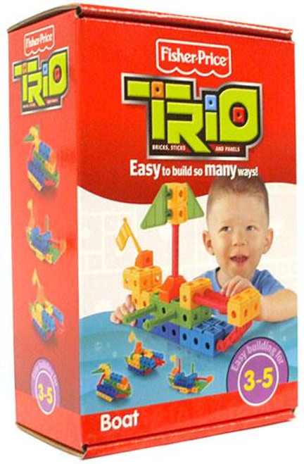 Fisher Price TRIO Boat Playset
