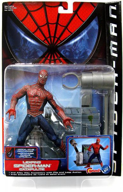 Spider-Man Movie Leaping Spider-Man Action Figure