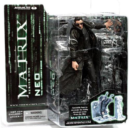 McFarlane Toys The Matrix Series 1 Neo Action Figure