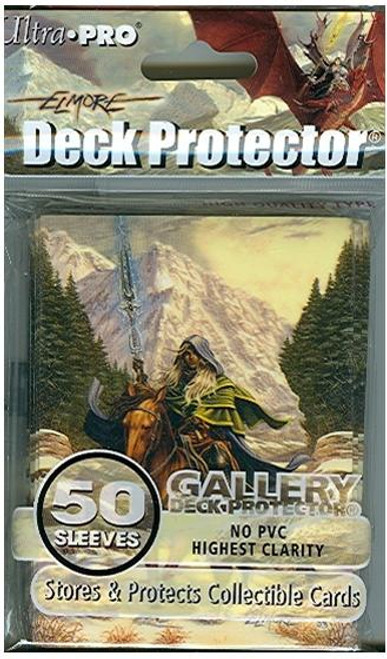 Ultra Pro Card Supplies Deck Protector Elmore - Horse Rider Standard Card Sleeves [50 ct]