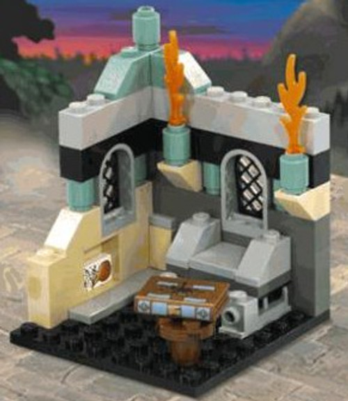 LEGO Harry Potter Loose Dobby's Release Set #4731 [Loose, No Minifigures]