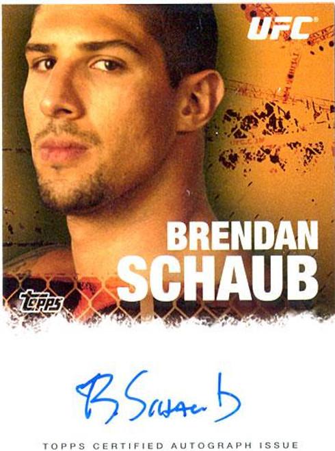 UFC 2010 Championship Autograph Fighters & Personalities Brendan Schaub FA-BSC