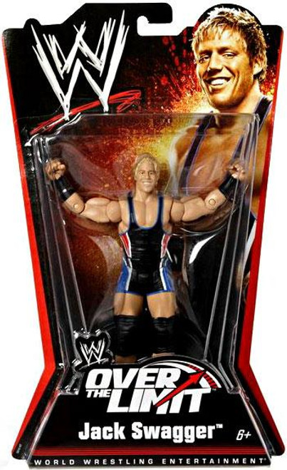WWE Wrestling Over The Limit Series 5 Jack Swagger Action Figure