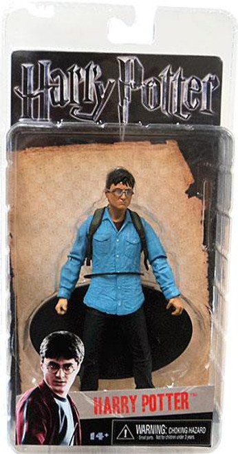NECA The Deathly Hallows Series 1 Harry Potter Action Figure [Snatcher Case]