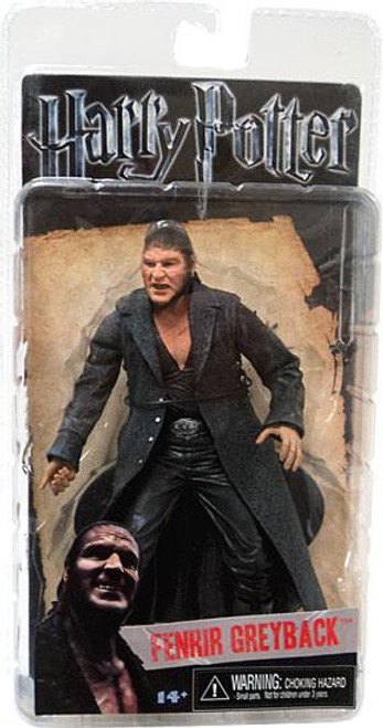 NECA Harry Potter The Deathly Hallows Series 1 Fenrir Greyback Action Figure