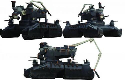 Metal Gear Solid Peace Walker Play Arts Kai Cocoon Action Figure