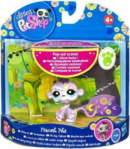 Littlest Pet Shop Fanciest Pets Series 1 Monkey Figure