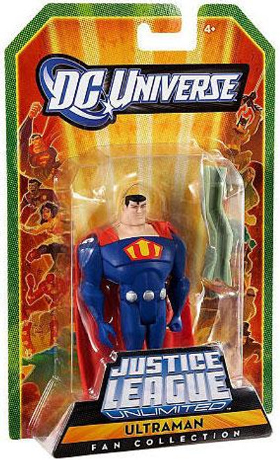 DC Universe Justice League Unlimited Fan Collection Ultraman Action Figure
