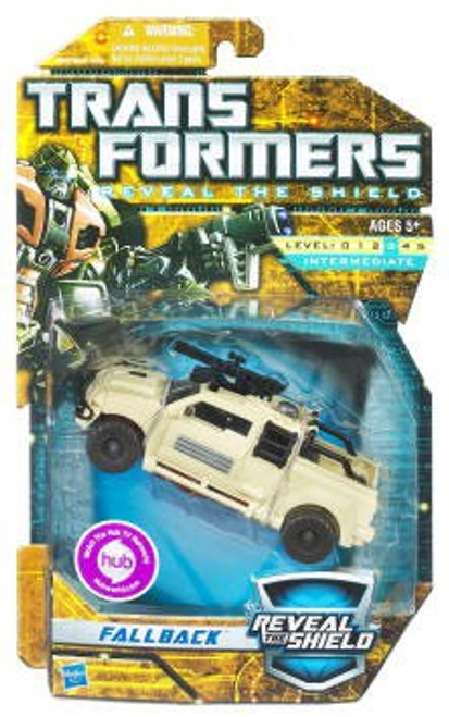Transformers Reveal the Shield Hunt for the Decepticons Fallback Deluxe Action Figure