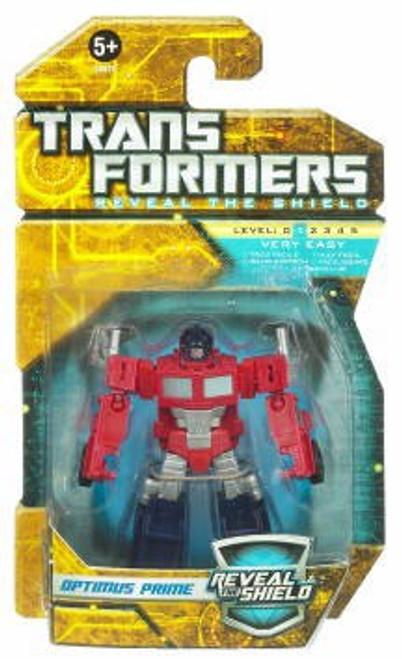 Transformers Reveal the Shield Hunt for the Decepticons Optimus Prime Legends Legends Mini Figure