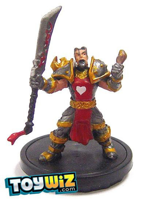 World of Warcraft Collectible Miniatures Game Core Set Leeroy Jenkins