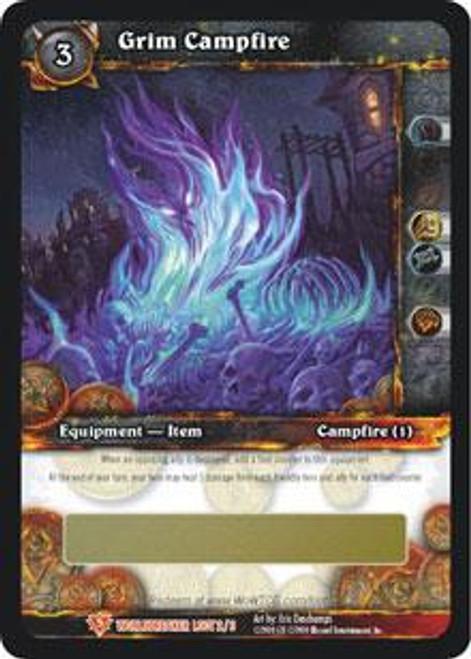 World of Warcraft Trading Card Game World Breaker Legendary Loot Grim Campfire #2